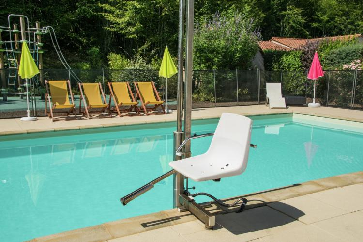 Holiday homeFrance - Dordogne: Parc Les Marrons 5 pers Tulipe  [6]