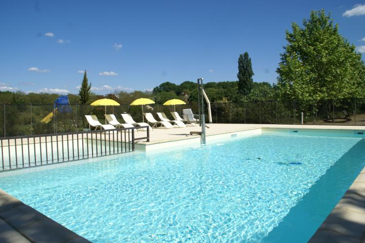 Holiday homeFrance - Dordogne: Parc Les Marrons 5 pers Tulipe  [4]