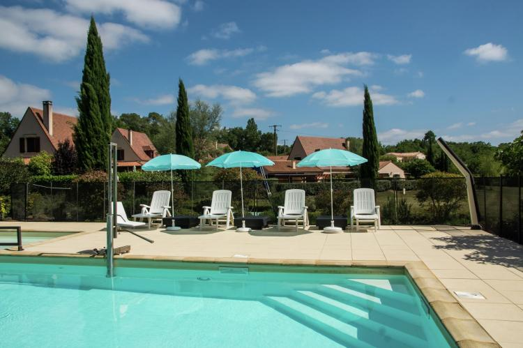 Holiday homeFrance - Dordogne: Parc Les Marrons 5 pers Tulipe  [7]