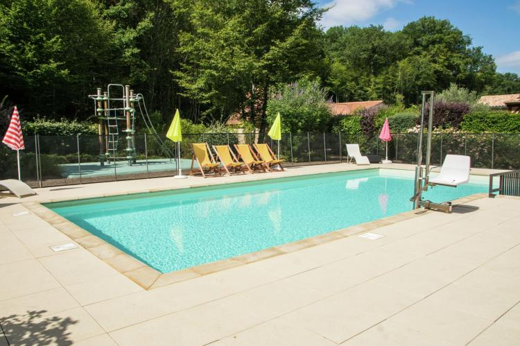 Holiday homeFrance - Dordogne: Parc Les Marrons 5 pers Tulipe  [1]