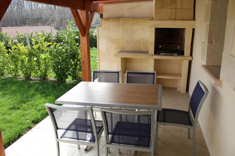 Holiday homeFrance - Dordogne: Parc Les Marrons 5 pers Tulipe  [23]
