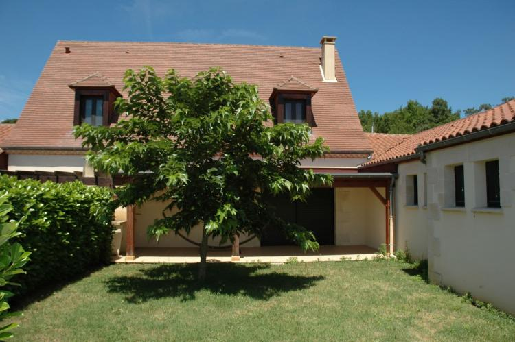 Holiday homeFrance - Dordogne: Parc Les Marrons 5 pers Tulipe  [24]