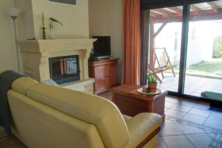 Holiday homeFrance - Dordogne: Parc Les Marrons 5 pers Tulipe  [10]