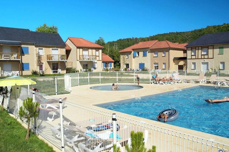 VakantiehuisFrankrijk - Dordogne: Résidence Le Hameau du Moulin 1  [10]