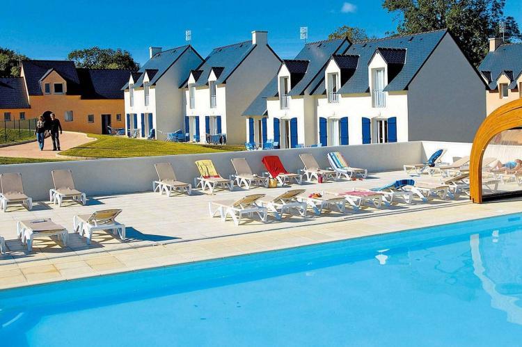 VakantiehuisFrankrijk - Bretagne: Résidence Horizon Morgat 2  [1]