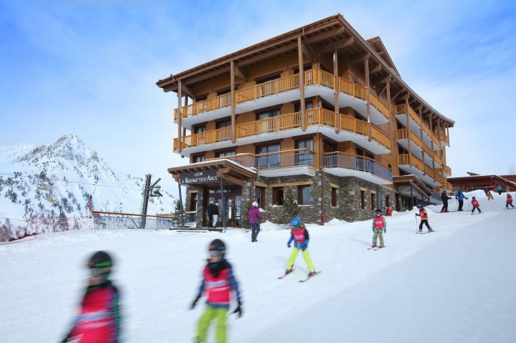 VakantiehuisFrankrijk - Noord Alpen: La Source des Arcs  [2]