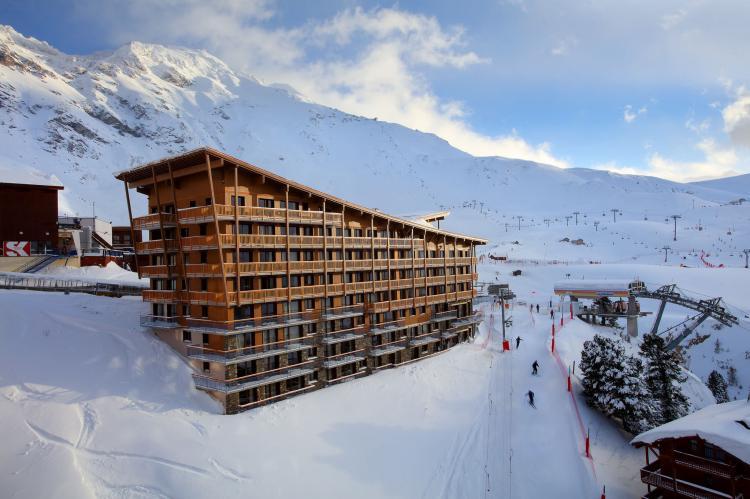 VakantiehuisFrankrijk - Noord Alpen: La Source des Arcs  [1]