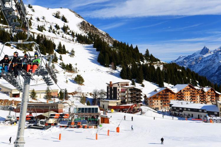 VakantiehuisFrankrijk - Noord Alpen: Les Balcons d'Auréa 1  [19]