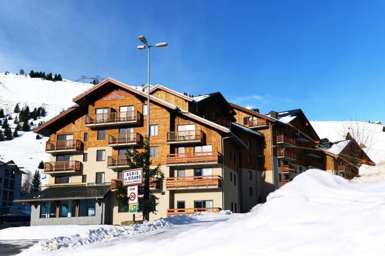 VakantiehuisFrankrijk - Noord Alpen: Les Balcons d'Auréa 1  [2]