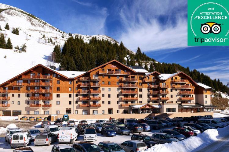 VakantiehuisFrankrijk - Noord Alpen: Les Balcons d'Auréa 1  [1]