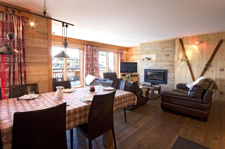 Holiday homeFrance - Northern Alps: Chalet Husky  [4]