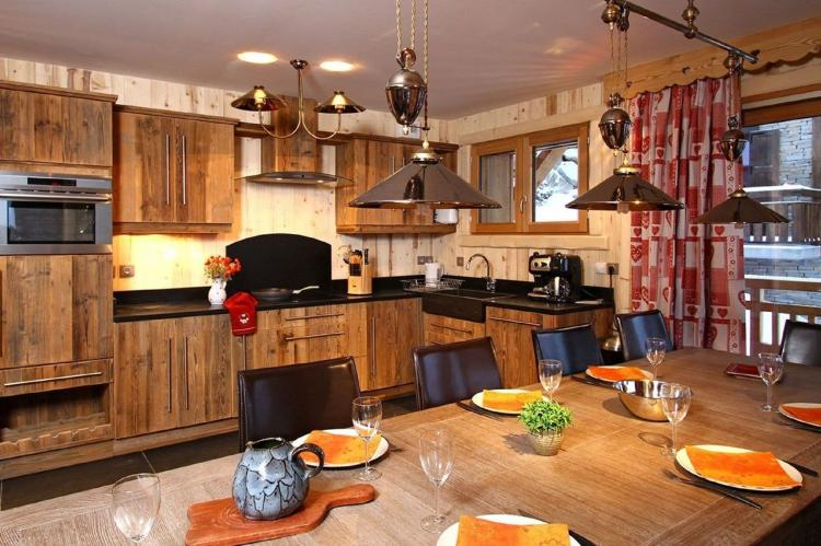 Holiday homeFrance - Northern Alps: Chalet Husky  [5]