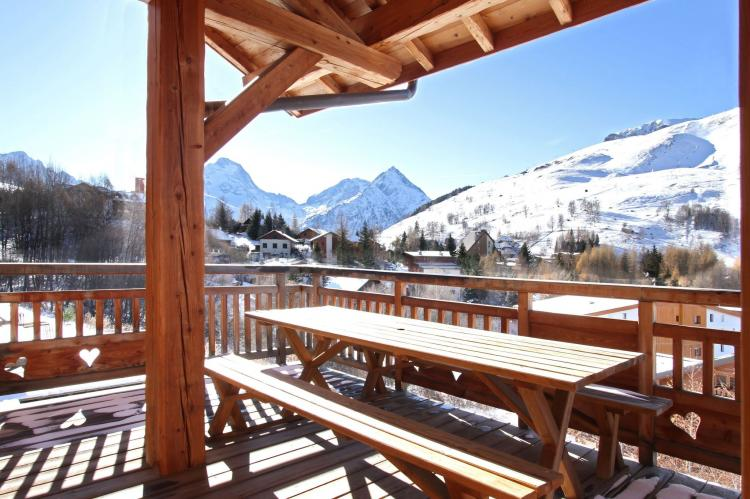 Holiday homeFrance - Northern Alps: Chalet Husky  [12]