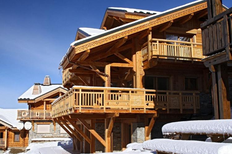 Holiday homeFrance - Northern Alps: Chalet Husky  [1]
