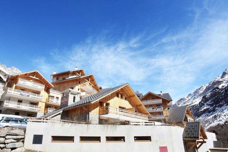 FerienhausFrankreich - Nördliche Alpen: Crystal Blanc 1  [6]