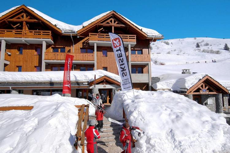 Holiday homeFrance - Northern Alps: Le Grand Panorama I 4  [10]