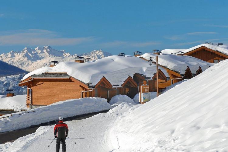 Holiday homeFrance - Northern Alps: Le Grand Panorama I 4  [11]