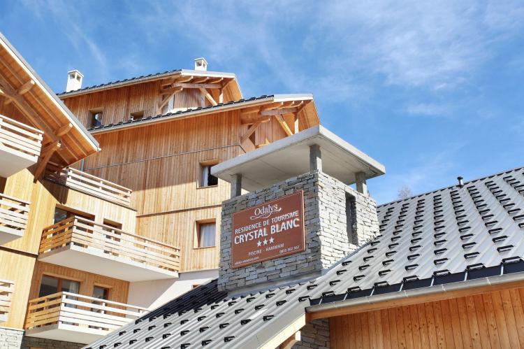 VakantiehuisFrankrijk - Noord Alpen: Crystal Blanc 3  [18]