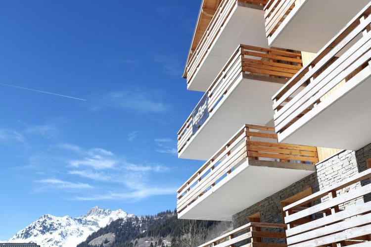 Holiday homeFrance - Northern Alps: Crystal Blanc 4  [11]