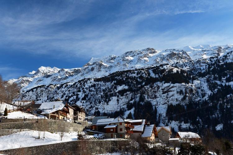 Holiday homeFrance - Northern Alps: Crystal Blanc 4  [12]