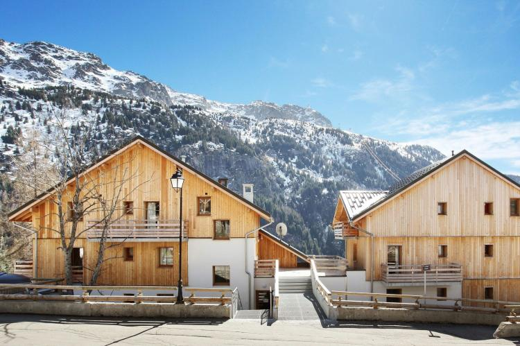 Holiday homeFrance - Northern Alps: Crystal Blanc 4  [5]