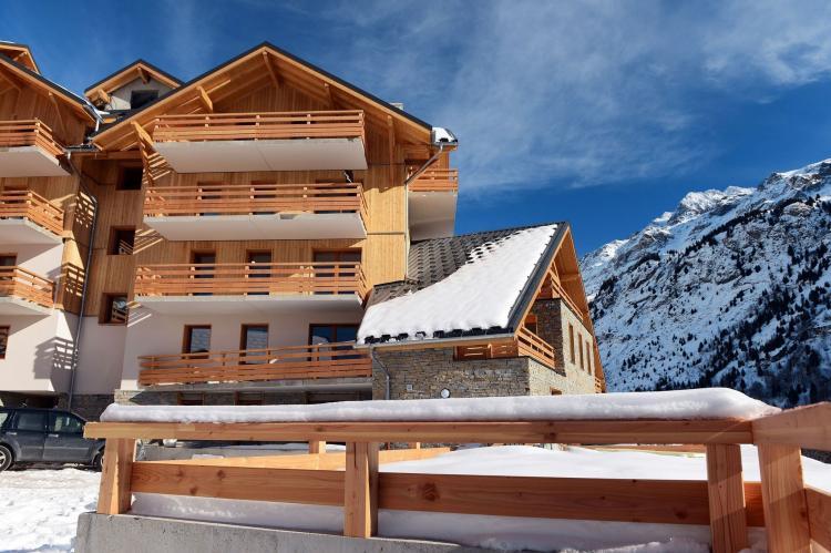 Holiday homeFrance - Northern Alps: Crystal Blanc 4  [6]