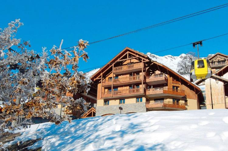 Holiday homeFrance - Northern Alps: La Cascade - Les Epinettes 5  [11]