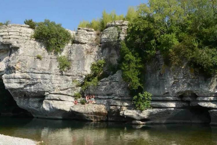 VakantiehuisFrankrijk - Ardèche: Maison de village  [21]