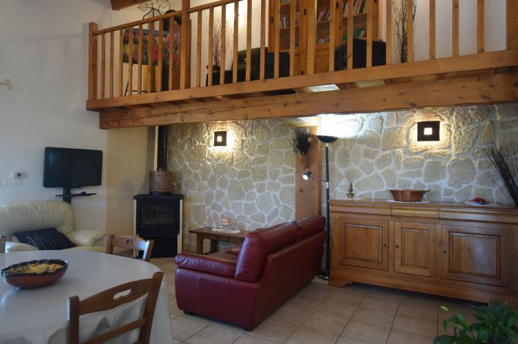 VakantiehuisFrankrijk - Ardèche: Maison de village  [16]