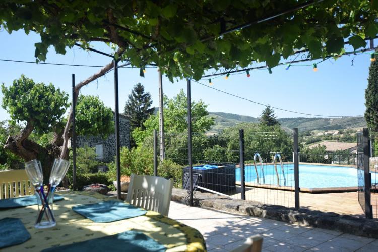 VakantiehuisFrankrijk - Ardèche: Maison de village  [29]