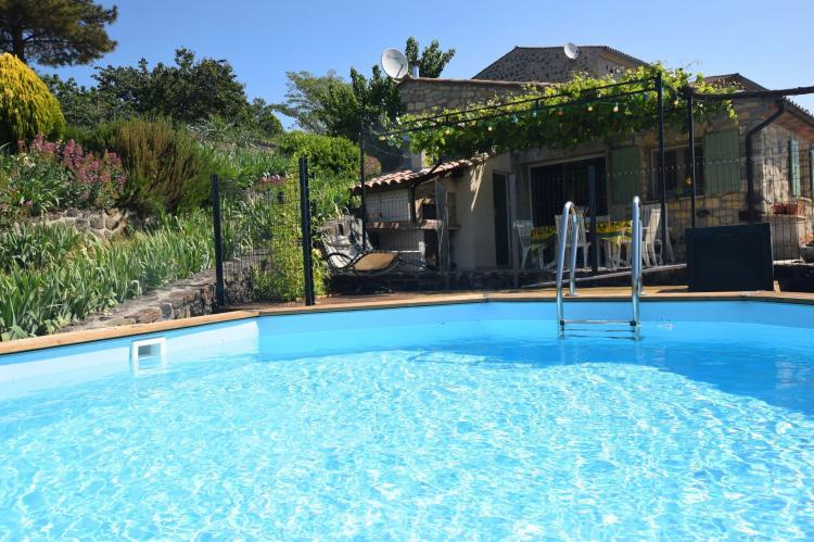 VakantiehuisFrankrijk - Ardèche: Maison de village  [4]