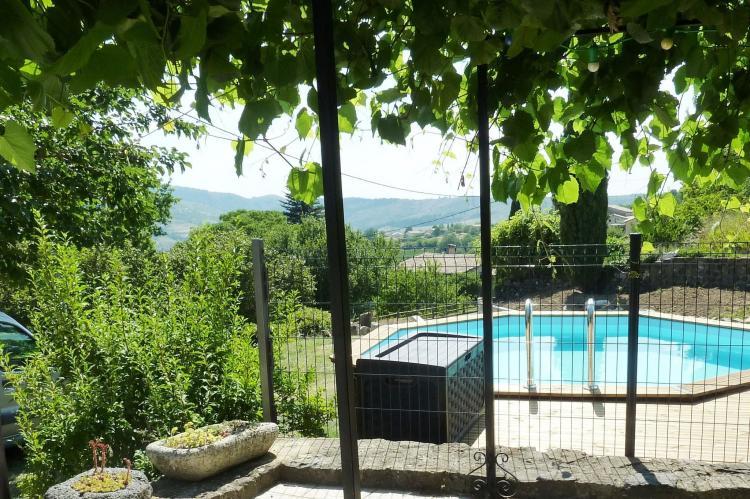 VakantiehuisFrankrijk - Ardèche: Maison de village  [3]