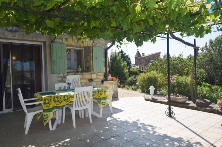 VakantiehuisFrankrijk - Ardèche: Maison de village  [25]