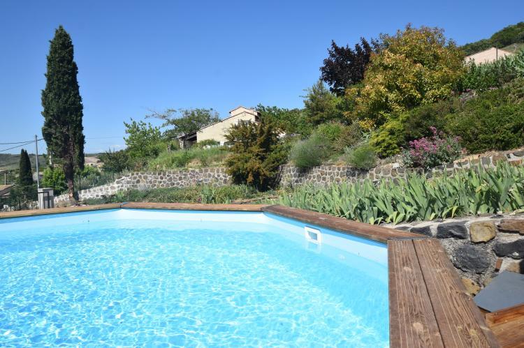 VakantiehuisFrankrijk - Ardèche: Maison de village  [7]