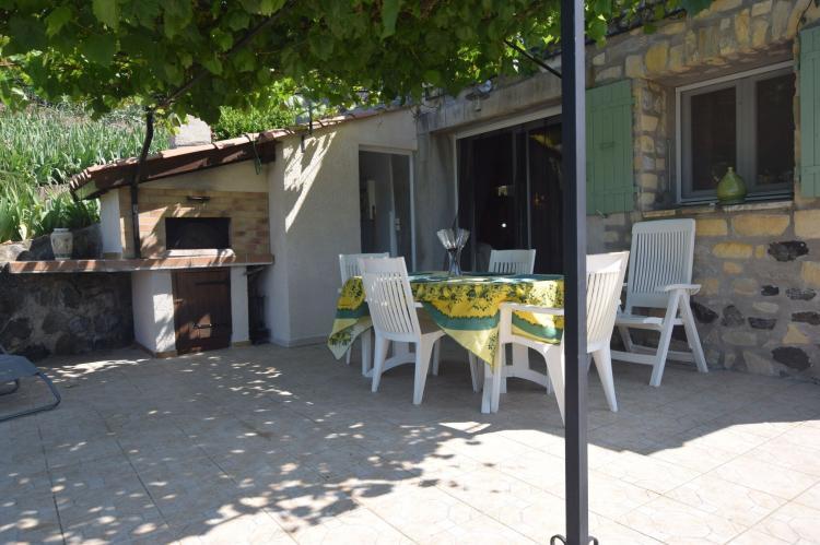 VakantiehuisFrankrijk - Ardèche: Maison de village  [26]