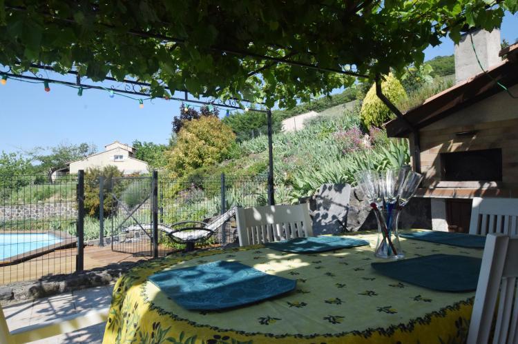 VakantiehuisFrankrijk - Ardèche: Maison de village  [28]