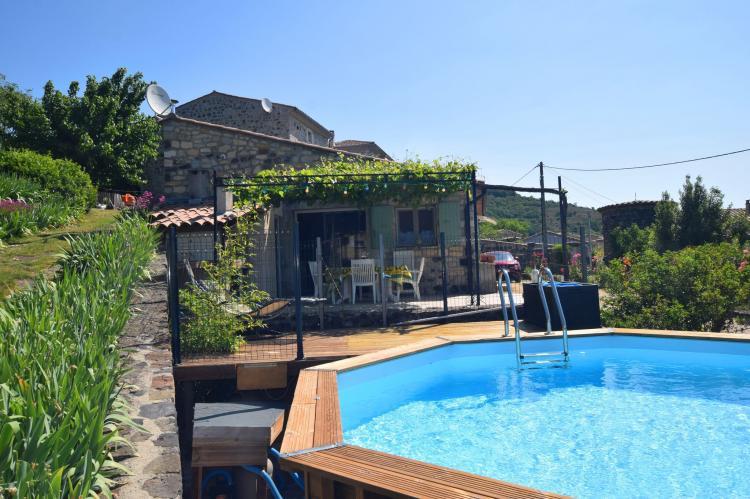 VakantiehuisFrankrijk - Ardèche: Maison de village  [9]