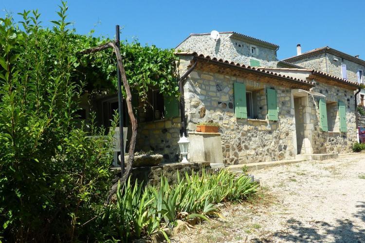 VakantiehuisFrankrijk - Ardèche: Maison de village  [1]