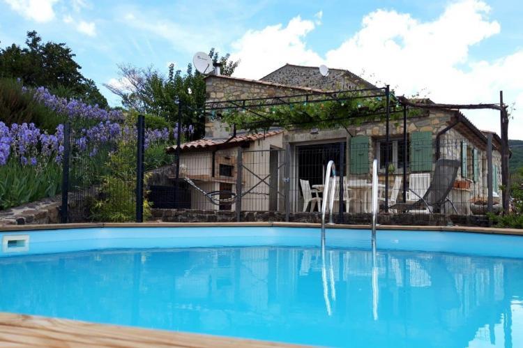 VakantiehuisFrankrijk - Ardèche: Maison de village  [5]