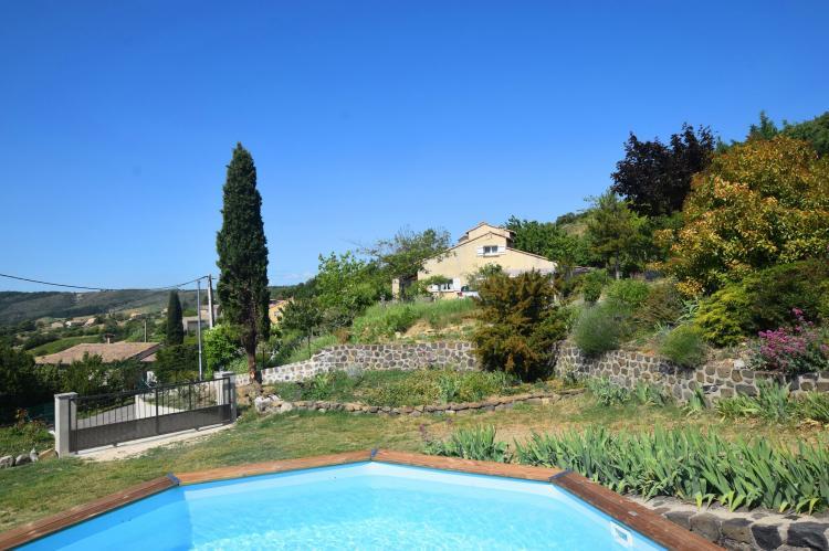 VakantiehuisFrankrijk - Ardèche: Maison de village  [2]