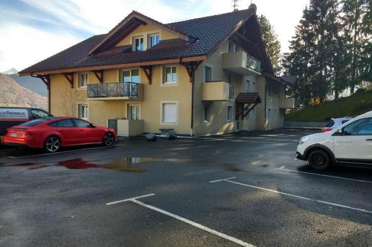 Holiday homeFrance - Northern Alps: Appartement Sallanches  [5]