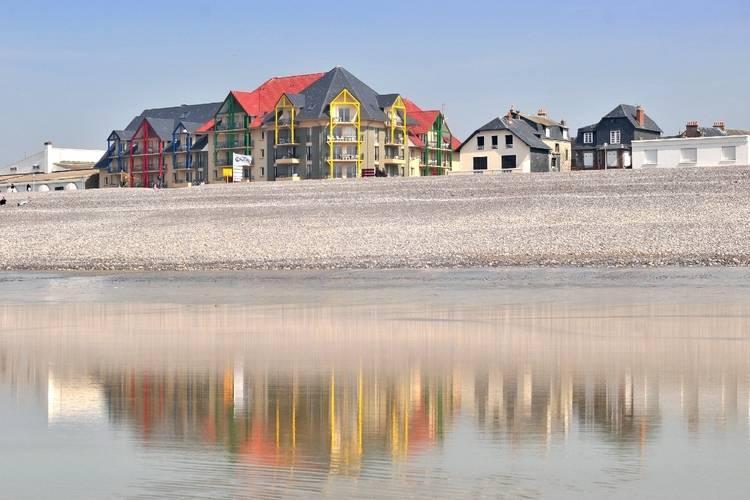 Holiday homeFrance - Picardie: Les Terrasses de la Plage 2  [1]