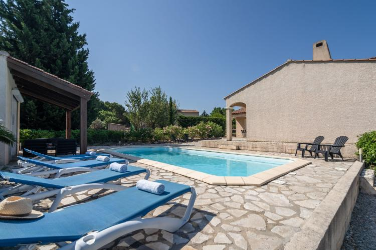 Holiday homeFrance - Languedoc-Roussillon: Villa Beau Coupe  [6]