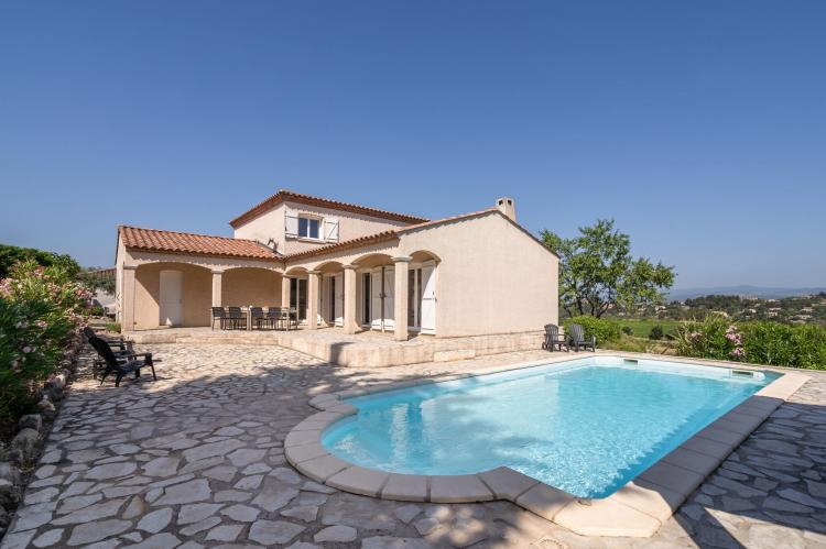 Holiday homeFrance - Languedoc-Roussillon: Villa Beau Coupe  [1]
