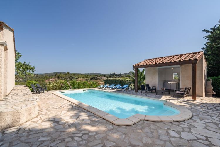 Holiday homeFrance - Languedoc-Roussillon: Villa Beau Coupe  [4]