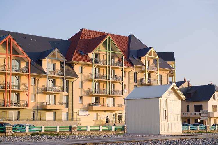 VakantiehuisFrankrijk - Picardië: Les Terrasses de la Plage 4  [1]