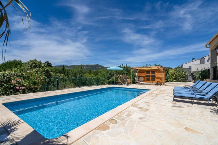 VakantiehuisFrankrijk - Languedoc-Roussillon: La Capitelle  [2]