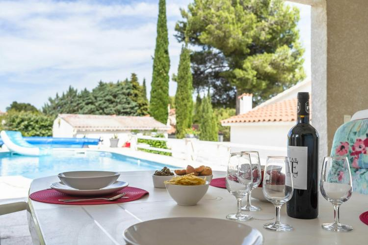 Holiday homeFrance - Languedoc-Roussillon: Récolte  [26]