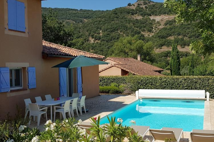 VakantiehuisFrankrijk - Ardèche: Villa Ardèche  [1]