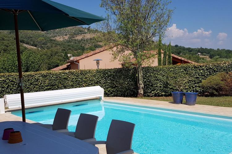 VakantiehuisFrankrijk - Ardèche: Villa Ardèche  [2]